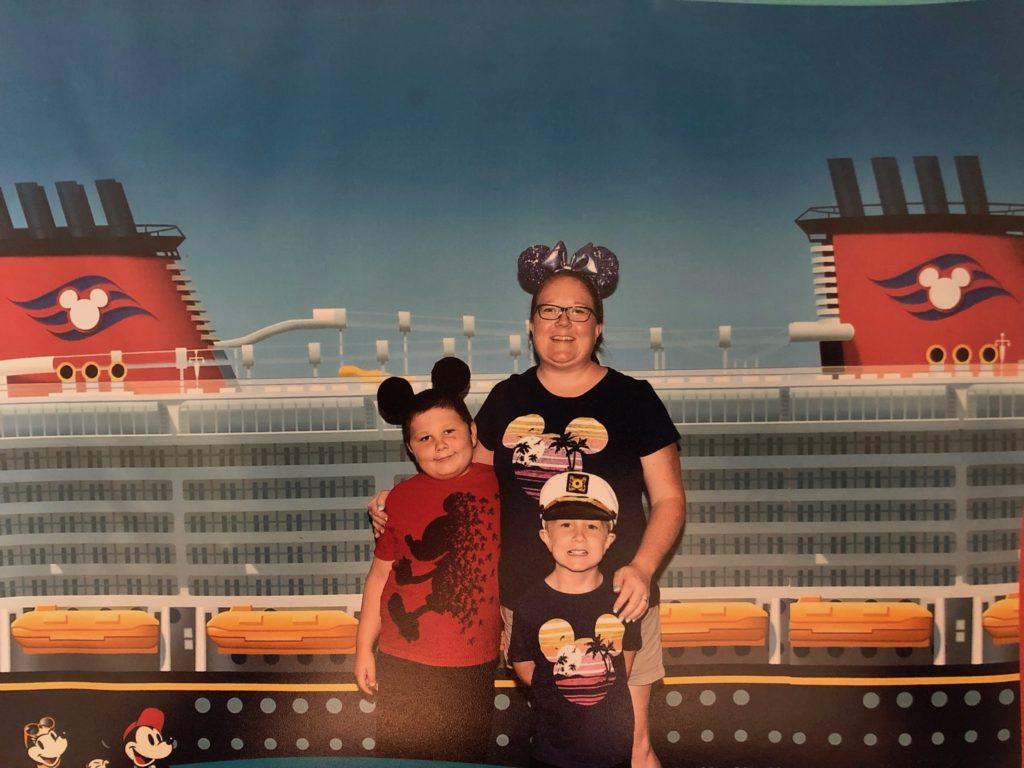 Colleen - Disney Cruise