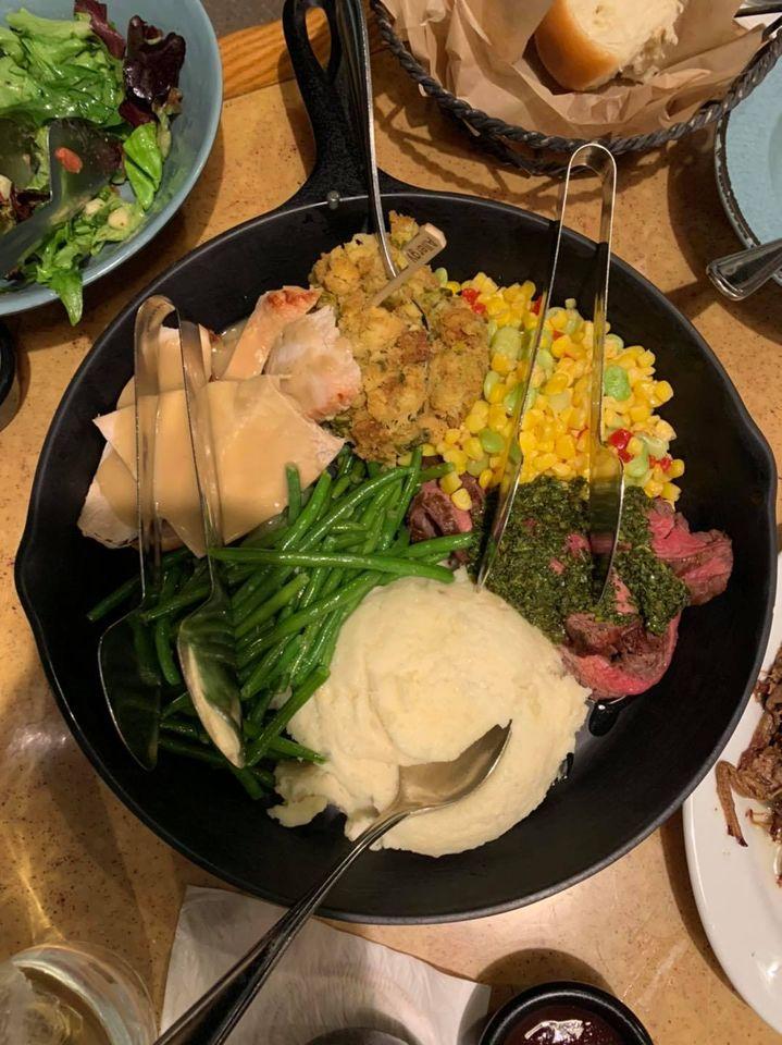 garden main meal