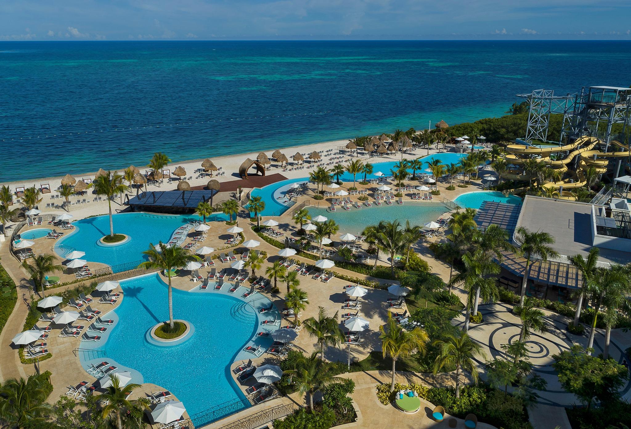 Dreams Natura Resort & Spa - Family Friendly All Inclusive Resort